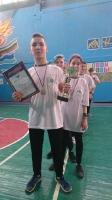 Награды нашей команды